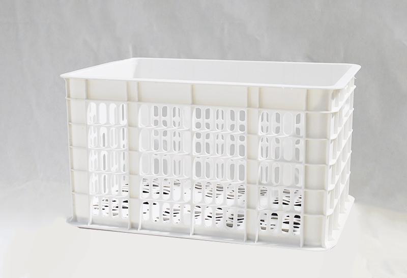 广东瓷白水果筐40斤